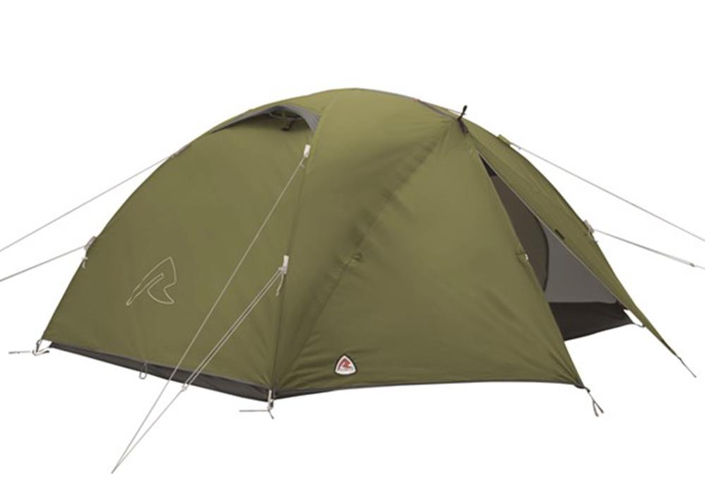 Половин отворено антре на палатка Robens Lodge 2 2021