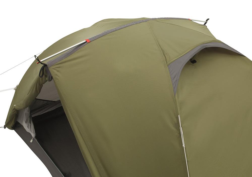 Поглед отгоре палатка Robens Lodge 2 2021