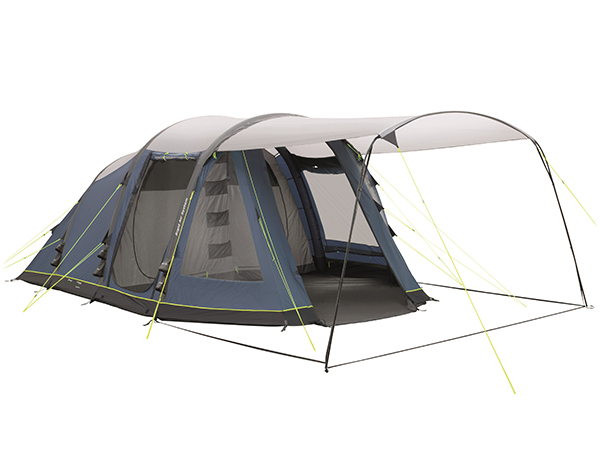 Надуваема палатка Outwell Roswell 5A модел 2017