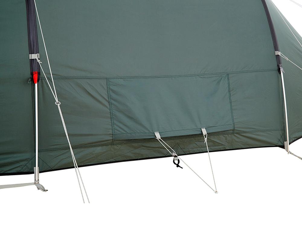 Вентилационен отвор на палатка Nomad Sunset View 2 Moss