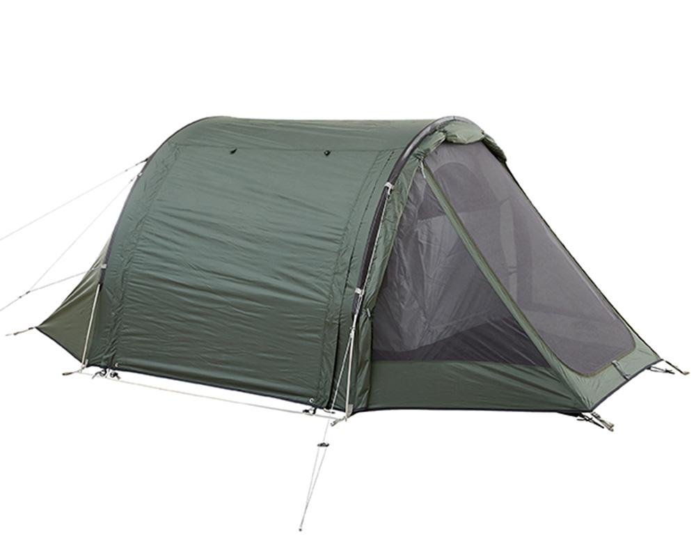 Комарници на двуместна палатка Nomad Sunset View 2 Moss