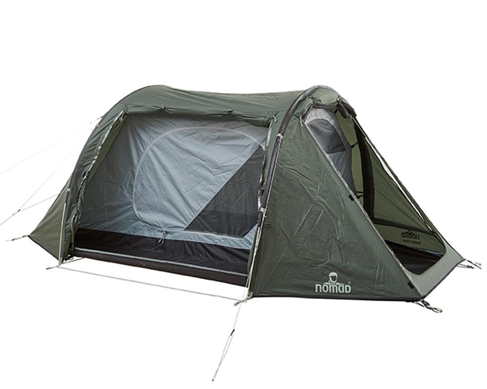 Врати към спалните на двуместна палатка Nomad Sunset View 2 Mos