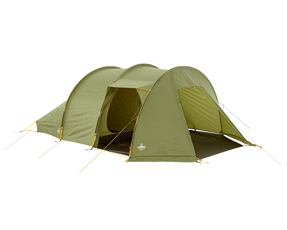 Четириместна палатка Nomad Tellem 4 Calliste Green