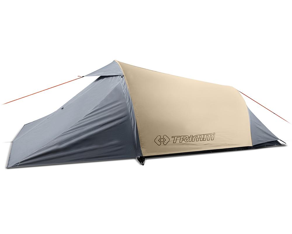 Двуместна ултралека трекинг палатка Trimm Spark затворена