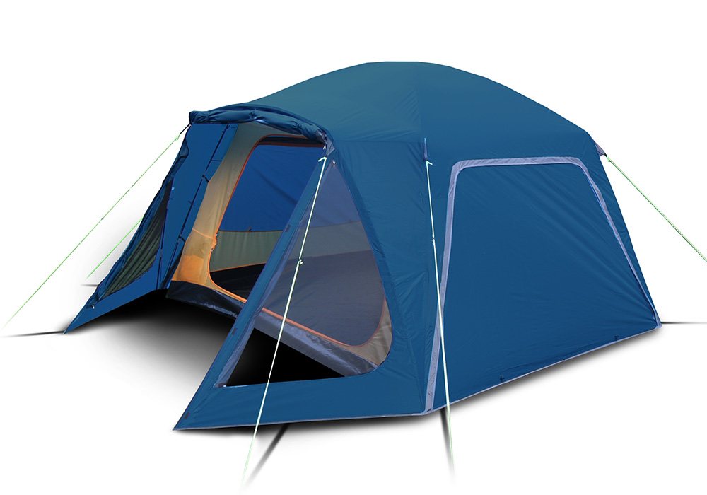 Четириместна палатка Trimm Macao Dark Lagoon 2020