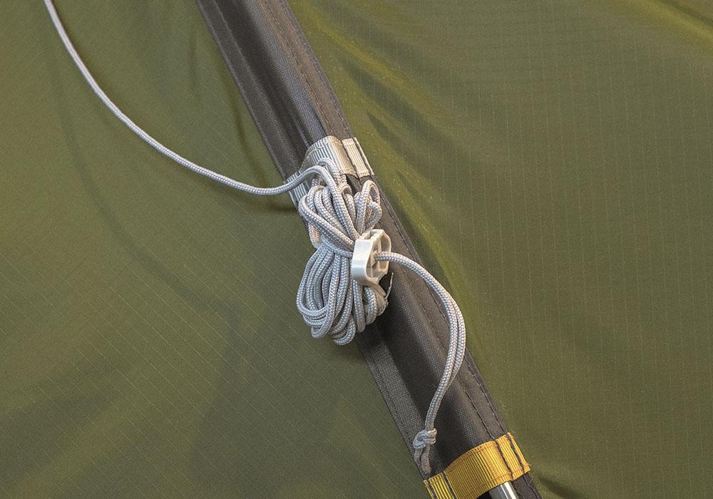 Шнурове с обтегачи на Триместна туристическа палатка Robens Voyager 3EX