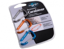 Sea to Summit Accessory Carabiner Set 3 pcs