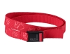 Детски спортен колан Jack Wolfskin Kids Magneto Belt Tulip Red 2018