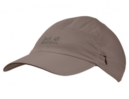 Туристическа шапка Jack Wolfskin Supplex Canyon Cap Siltstone