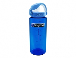 Nalgene Atlantis 0.6L Water Bottle Blue