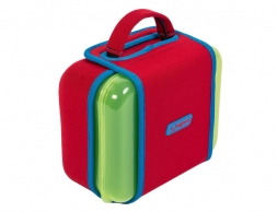 Кутия за храна Nalgene Lunch box Buddy Red