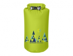 Outdoor Research Woodsy Dry Sack 10L Lemongrass