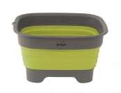 Outwell Collaps Wash Bowl with drain Lime Green 2021