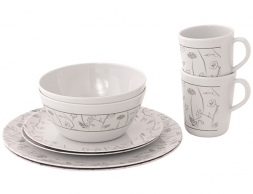 Outwell Dahlia 2 Person Dinner Set 2021