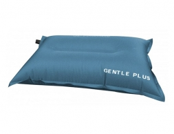 Self Inflating Pillow Trimm Gentle Plus Steel Blue