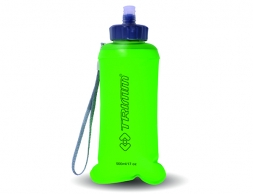 Мека бутилка за течности Trimm Gel Flask A500 0.5L Light Green