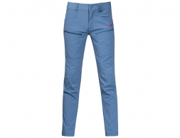 Bergans Utne Youth Girl Pants Steel Blue