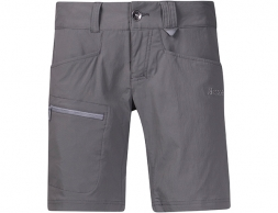 Дамски къс панталон Bergans Utne Lady Shorts Graphite Grey