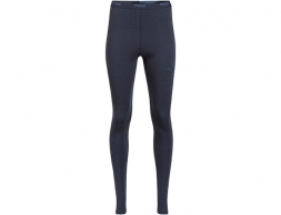 Дамски термо клин Bergans Akeleie Lady Hybrid Tights Dark Fogblue