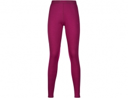 Дамски термо клин Bergans Barlind Lady Tights Dusty Cerise