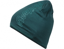 Шапка от мерино вълна Bergans Bloom Wool Beanie Altitude Alpine