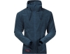 Мъжко поларено яке Bergans Hareid Jacket Dark Steel Blue