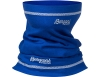 Шал от мерино вълна Bergans Fjellrapp Neck Warmer DkRoyal Blue/Sea Foam