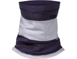 Шал от мерино вълна Bergans Fjellrapp Neck Warmer PurpleVelvet/Silver Grey