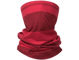 Шал от мерино вълна Bergans Fjellrapp Neck Warmer Burgundy