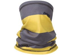 Шал от мерино вълна Bergans Fjellrapp Neck Warmer Yellowgreen