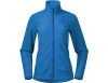 Дамски полар Bergans Finnsnes Fleece W Cloud Blue 2019