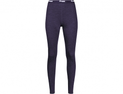Дамски термо клин Bergans Fjellrapp Lady Tights PurpleVelvet