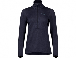 Дамски полар Bergans Fløyen Fleece W Half Zip Dark Navy 2019