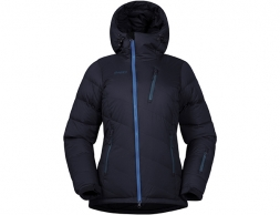 Bergans Fonna Down Lady Jacket Dark Fogblue