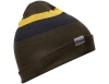 Шапка от мерино вълна Bergans Tonal Beanie GreenMud/Waxed Yellow