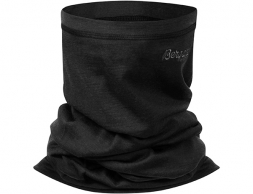 Шал от мерино вълна Bergans Fjellrapp Neck Warmer Black