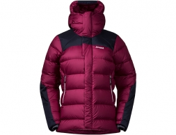 Дамско пухено яке Bergans Rabot 365 Down W Jkt Beet Red/Navy