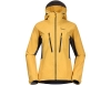 Дамско софтшел яке Bergans Cecilie Mountain Softshell Jacket Golden Yellow 2020