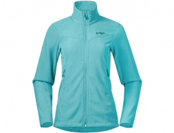 Дамски полар Bergans Finnsnes Fleece W Light Greenlake 2020