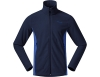 Мъжки полар Bergans Finnsnes Fleece Navy / Classic Blue 2020