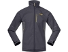 Bergans Slingsby LT Softshell Jacket Solid Charcoal / Waxed Yellow 2020