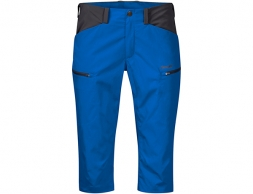Дамски къс панталон Bergans Utne Pirate W Pants Classic Blue 2020