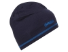 Шапка от мерино вълна Bergans Wool Beanie Dark Navy / Strong Blue 2021