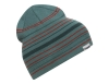 Детска шапка Bergans Striped Youth Beanie Light Forest Frost / Red Sand 2021