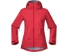 Дамско хардшел яке Bergans Letto Lady Red / Fire Red 2021