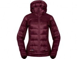 Bergans Myre Down Lady Jacket Zinfandel Red 2021