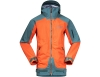 Мъжко ски яке с изолация Bergans Myrkdalen V2 Insulated Jacket Bright Magma / Forest Frost 2021
