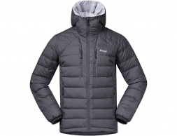 Bergans Røros Down Hybrid Jacket Solid Dark Grey 2021