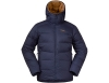 Мъжко пухено яке Bergans Røros Down Jacket Navy / Inca Gold 2021