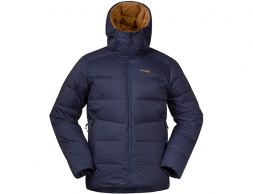 Bergans Røros Down Jacket Navy / Inca Gold 2021